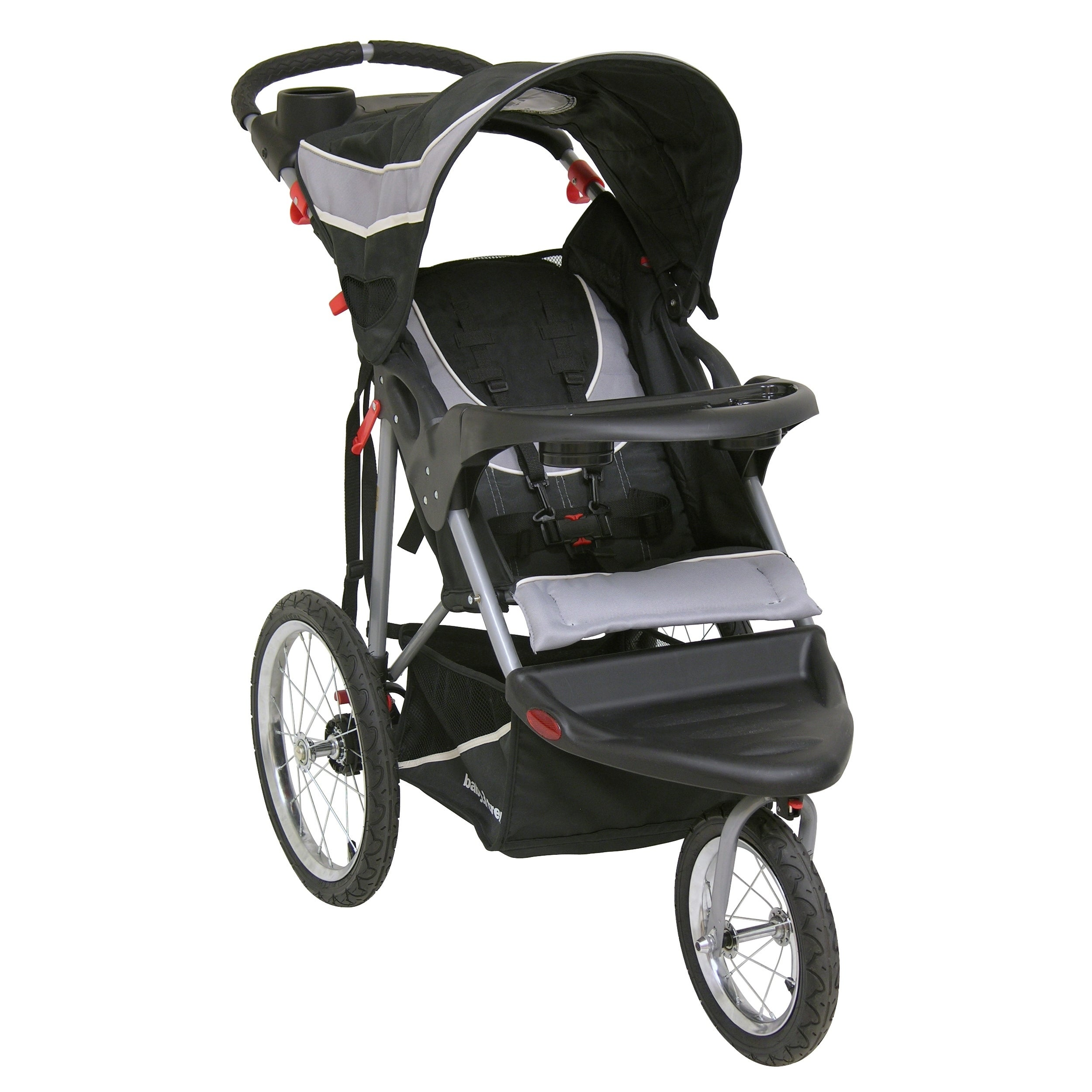 Baby Trend Expedition Jogger Stroller, Phantom, 50 Pounds...