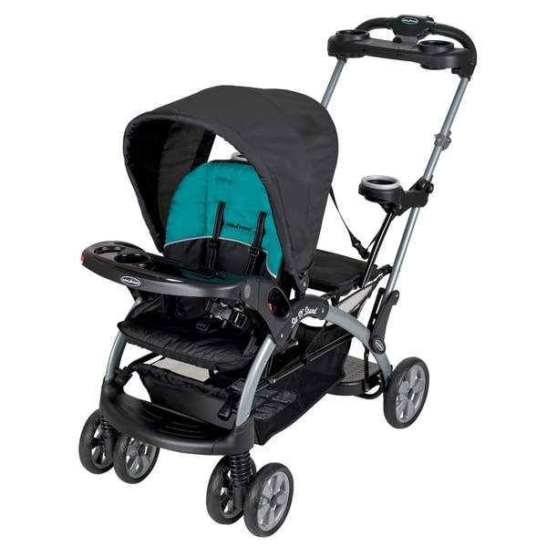 Baby Trend Sit N Stand Ultra Stroller,Lagoon