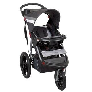 Shop Baby Trend Navigator Double Jogging Stroller In