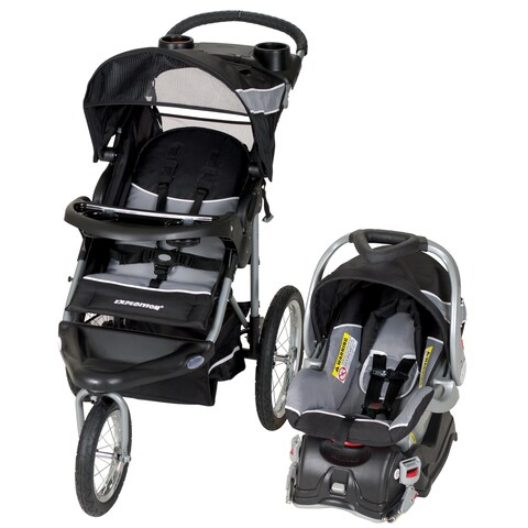 Baby Trend Expedition Jogger Travel System,Phantom