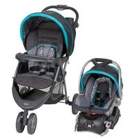 Baby Trend EZ Ride5 Travel System,Houndstooth