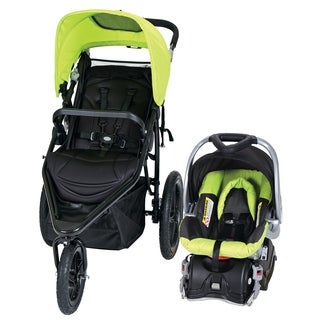 Baby Trend Stealth Jogger Travel System,Willow