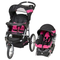 Includes Parent Tray Travel Systems