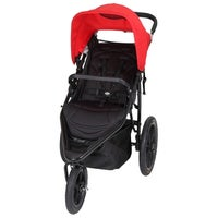 Includes Front Tray Jogging Strollers