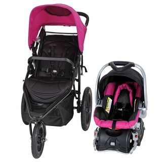 Baby Trend Stealth Jogger Travel System,Viola