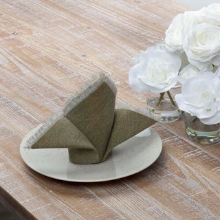 Jade Napkin Set of 6 (2 options available)