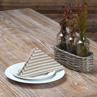 Kendra Stripe Napkin Set of 6