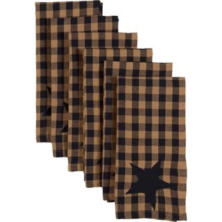 Star Napkin Set of 6