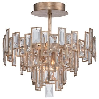 Minka Metropolitan Bel Mondo 5 Light Semi Flush Mount