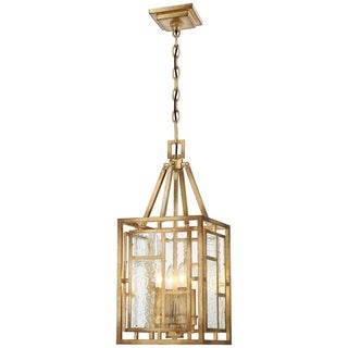 Minka Metropolitan Edgemont Park Four Light Mini Pendant