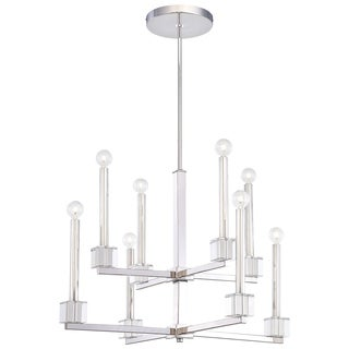 Minka Metropolitan Chadbourne 8 Light Chandelier
