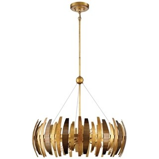 Minka Metropolitan Manitou Six Light Chandelier