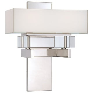 Minka Metropolitan Eden Roe 2 Light Wall Sconce