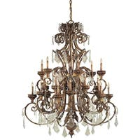 Minka Metropolitan  24 Light Chandelier