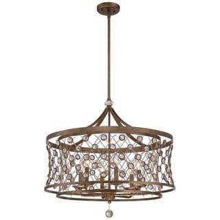 Link to Minka Metropolitan Vel Catena 6 Light Pendant Similar Items in Pendant Lights