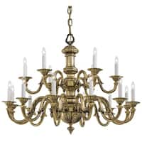 Minka Metropolitan  18 Light Chandelier