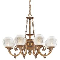 Minka Metropolitan  8 Light Chandelier