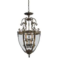 Minka Metropolitan  12 Light Foyer Pendant