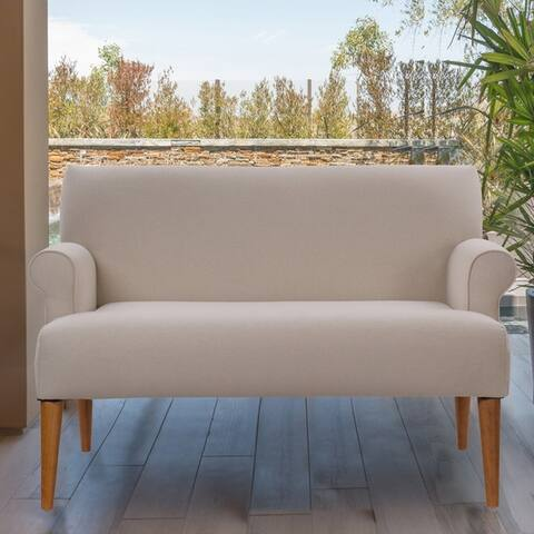 Sandy Wilson Callie Roll Arm Settee