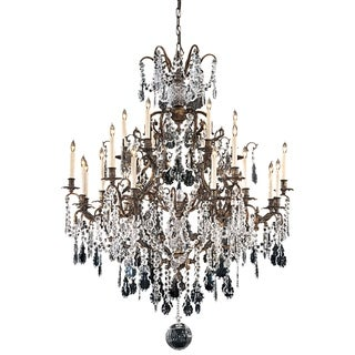 Minka Metropolitan 24 Light Chandelier - Gold