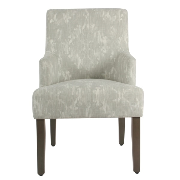 HomePop Meredith Dining Chair   Graystone