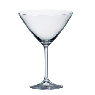 Red Vanilla Gastro Martini Glass (Set of 6)