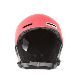 Smith Optics Maze Matte Fire Split Ski/Snowboard Helmet - Red