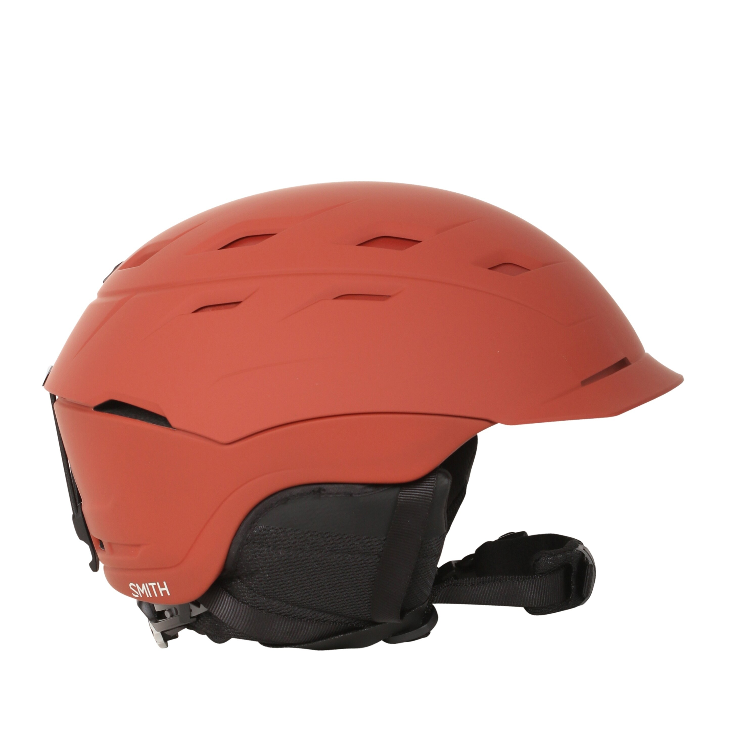 5721078795b69 Shop Smith Optics Variance Matte Adobe MIPS Ski Snowboard Helmet - Red - Free  Shipping Today - Overstock - 18076408