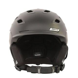 Smith Optics Vantage Matte Gunmetal Ski/Snowboard Helmet - grey
