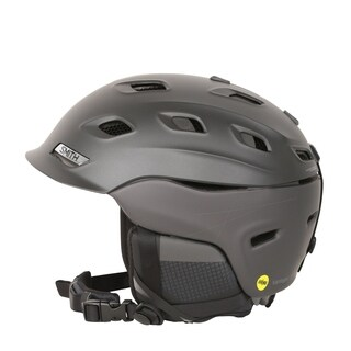 Smith Optics Vantage Matte Gunmetal MIPS Ski/Snowboard Helmet - grey