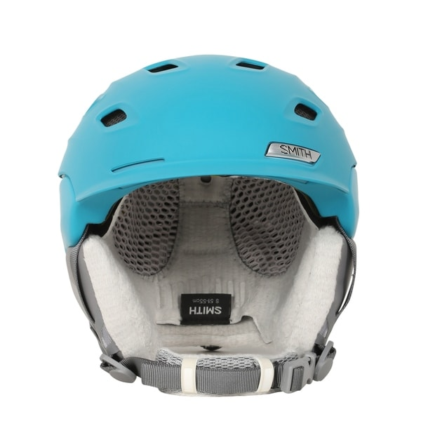 Smith Optics Vantage Women's Matte Mineral MIPS Ski/Snowboard Helmet - Blue