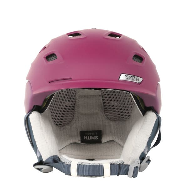 76d4d51695 Smith Optics Vantage Women s Matte Grape MIPS Ski Snowboard Helmet - Purple
