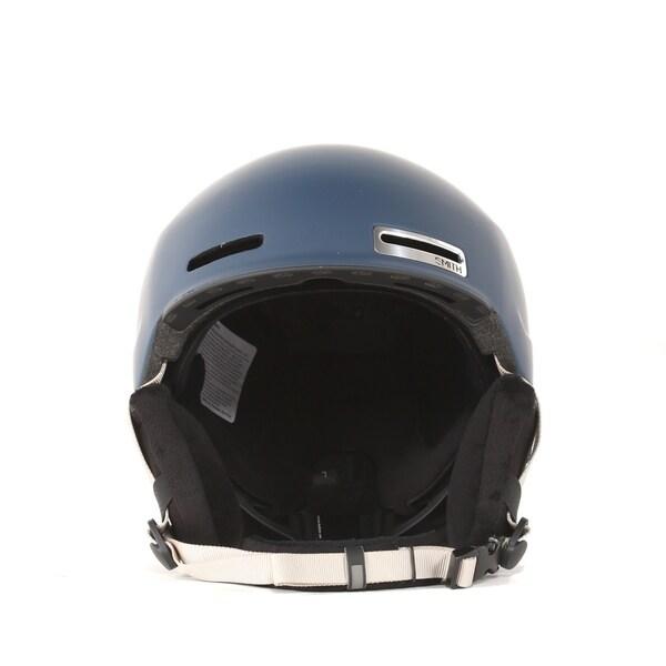 Smith Optics Maze Matte Navy Camo Ski/Snowboard Helmet - Blue