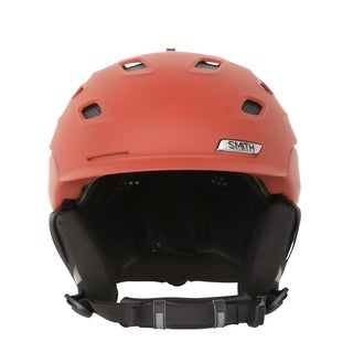 Smith Optics Vantage Matte Adobe MIPS Ski/Snowboard Helmet - Red