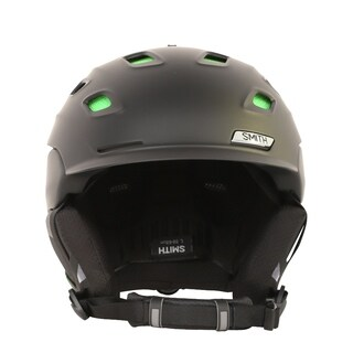 Smith Optics Vantage Matte Black Ski/Snowboard Helmet