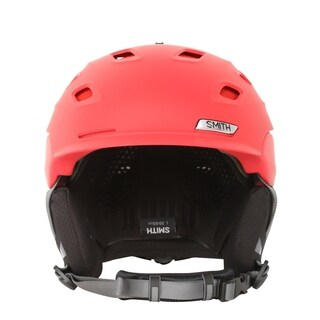 Smith Optics Vantage Matte Fire Split MIPS Ski/Snowboard Helmet - Red