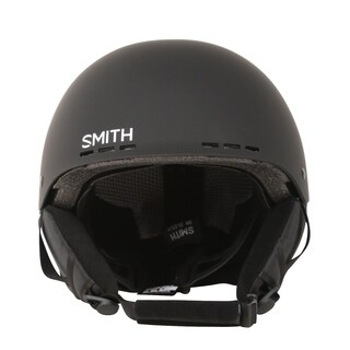 Smith Optics Holt Matte Black Ski/Snowboard Helmet