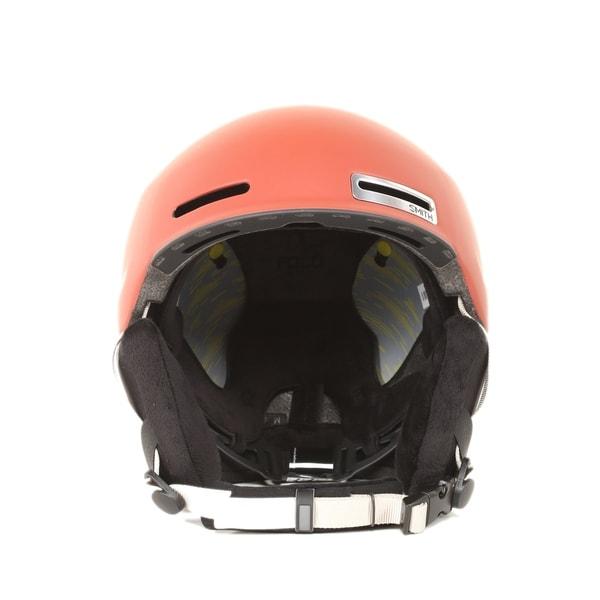 7d9b1d1a92140 Shop Smith Optics Maze Matte Adobe MIPS Ski Snowboard Helmet - Red ...