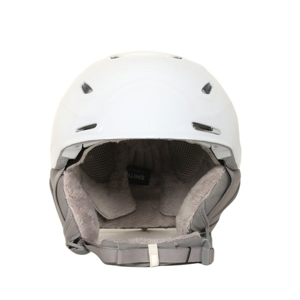 Smith Optics Arrival Women's White Ski/Snowboard Helmet