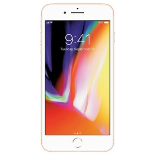Apple iPhone 8 Plus 64GB Unlocked GSM/CDMA Phone w/ 12MP Camera