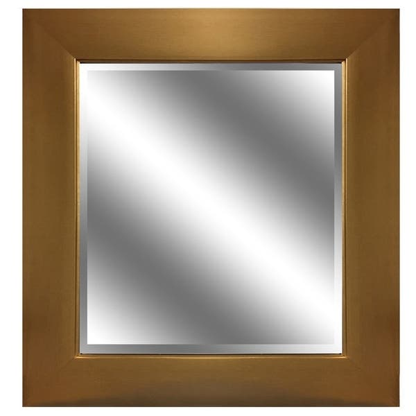 Bevel Mirror 5 Oil Rubbed Bronze