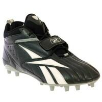 04ed1bafa68 Shop Reebok NFL Burner Speed LT 5 8 M4 Molded Football Cleats Black ...