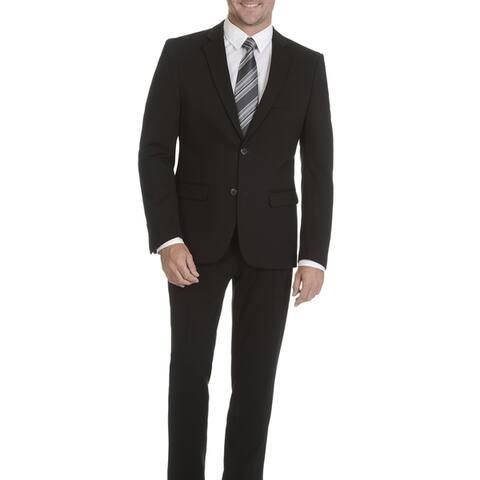 Blu Martini Men's Stretch 2 Piece Suit