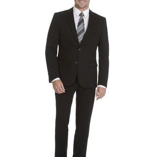 Blu Martini Men's Stretch 2 Piece Suit