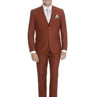 Stacy Adams Men's 3 Piece Suit