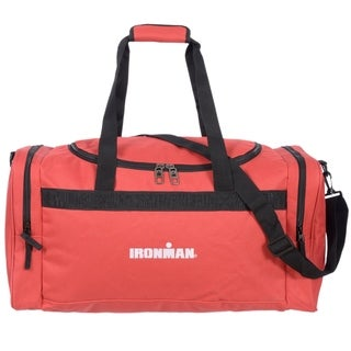 Ironman 24 in Duffle Red