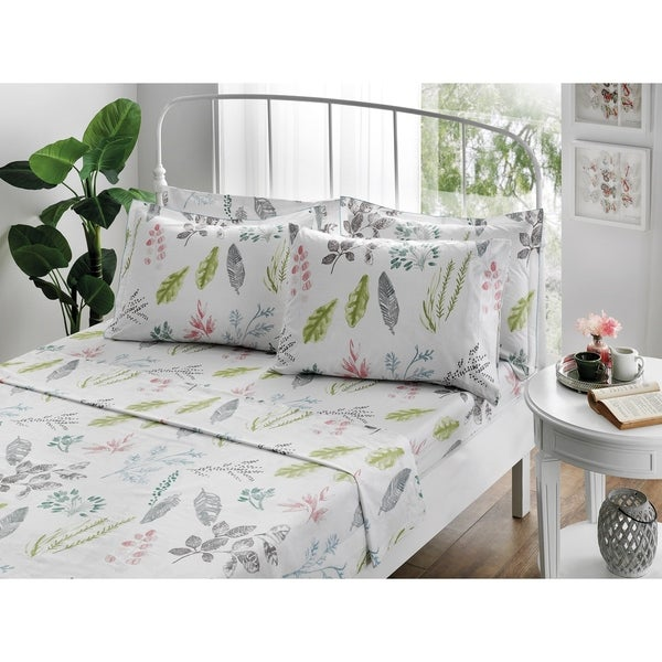 Queen Sofa Bed Sheet Set. Gardenia Queen Percale Sheet Set Multi Free  Shipping Today . Queen Sofa Bed Sheet Set