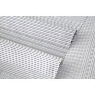 Stripes Percale Sheet Set, grey