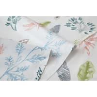 Gardenia Percale Sheet Set, Multi