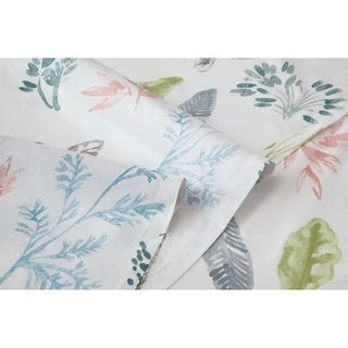 Gardenia Percale Sheet Set, Multi